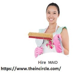 Hire House Maid and Helper from Online in Delhi   Hire Worker Online   Scoop.it