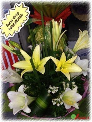 Hoa Bách Hợp loài hoa với ý nghĩa biết ơn   Qùa tặng thầy cô 20-11   Scoop.it