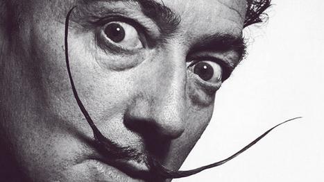 IsraelValley News: Salvador Dali : une exposition exceptionnelle à ... | Toiles de rêves | Scoop.it