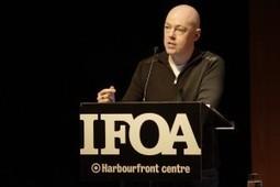A Boy and a Man - John Boyne at International Festival of Authors   The Irish Literary Times   Scoop.it