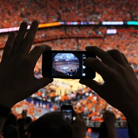 Are Sports Fans Getting Bored With Social Media? - Mashable | ThinkinCircles | Scoop.it