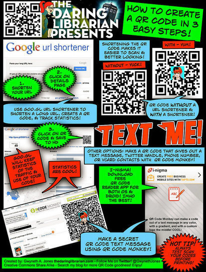QRCode_HowTo_3EasySteps   Leading and learning in the 21st century   Scoop.it