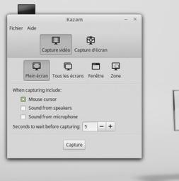 Kazam : excellente solution pour enregistrer son écran sur Linux | TICE, Web 2.0, logiciels libres | Scoop.it