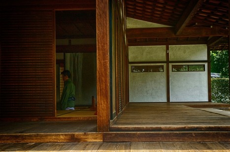 Shofuso Japanese House and Garden is a... | Japanese Gardens | Scoop.it