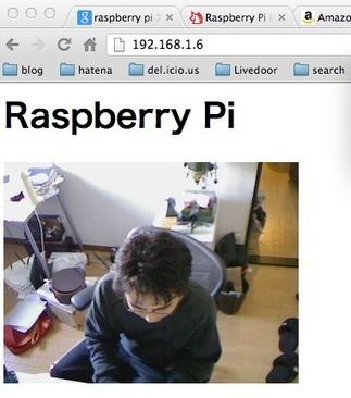橋本商会 » Raspberry Pi + mjpg-streamerでwebcam動画配信 | Raspberry Pi | Scoop.it
