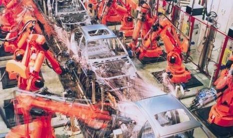 #Empresas #Mejora: Toyota desrobotiza parte de su línea de producción | Empresa 3.0 | Scoop.it