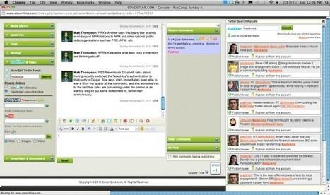 12 tips for using CoverItLive   Argo, the Blog   Online Journalism & Journalism in Digital Age   Scoop.it