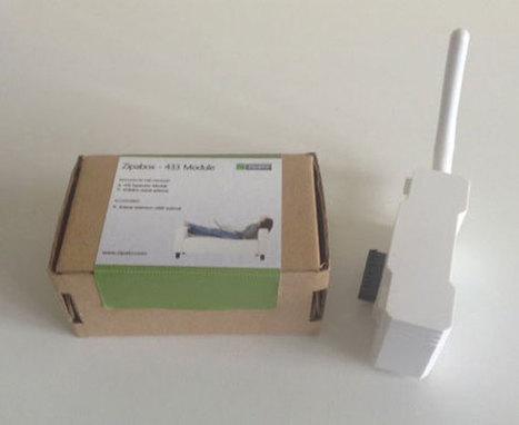 Zipabox : le module RF est disponible - News Domadoo | accessoires-hifi | Scoop.it