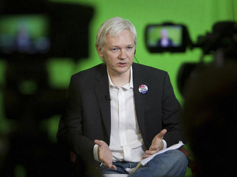 "Assange: Manning conviction a ""dangerous precedent"" - CBS News 