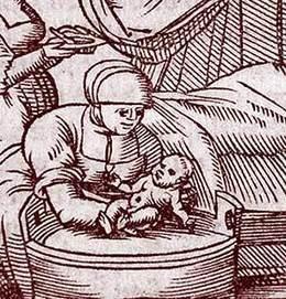 Naître en Provence autrefois | Geneprovence | L'écho d'antan | Scoop.it