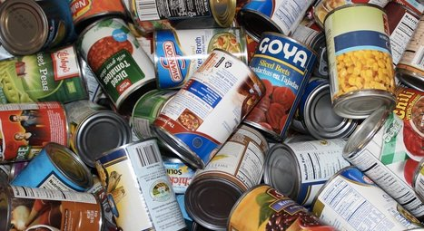 Tinned food donations reduce parking fines | Entrepreneurial charity ideas from Springwise | Scoop.it