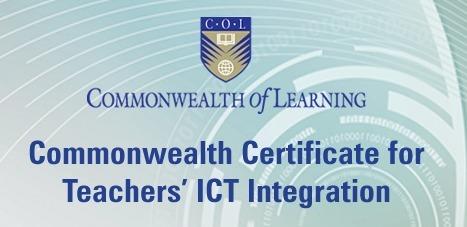 COL Certificate for teachers' ICT integration | test | Scoop.it