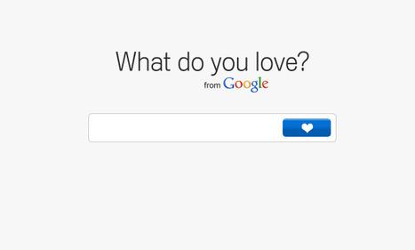 Google lance WDYL.com : tout google en une seule page ! (en Anglais) | Gotta see it | Scoop.it