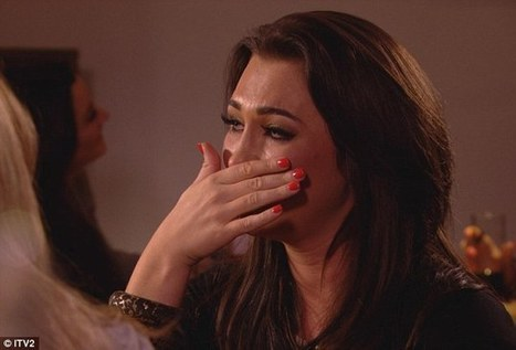 TOWIE: Lauren Goodger left in tears as she admits to having body ... | AMAZING WORLD IN PICTURES | Scoop.it