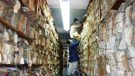 El archivista ya no es un  guardián de papeles viejos   Gestión documental   Scoop.it