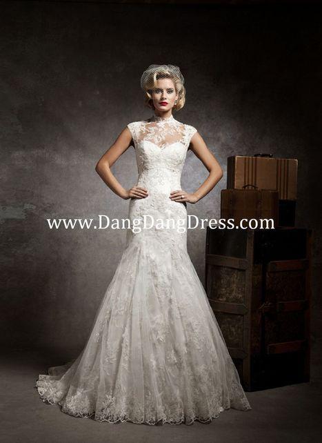 Justin Alexander Wedding Dress Justin Alexander Style 8641 [Justin Alexander 8641] - US$468.00 - english   wedding time   Scoop.it