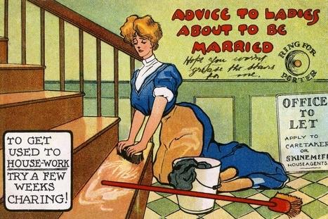 B1-Inégalité des sexes - Tâches ménagères: les hommes en font (beaucoup) moins | articles FLE | Scoop.it