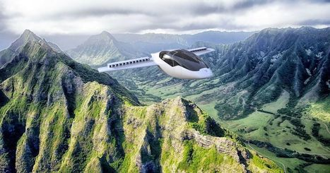 Personal electric plane won't need an airport | Nerd Vittles Daily Dump | Scoop.it