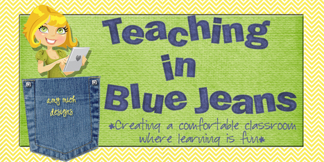 Teaching in Blue Jeans: March Of the Month | Good teaching ideas TechDivaAshlee | Scoop.it