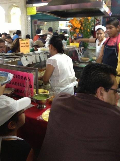 A check-in at Mercado de Comida Coyoacán | COYOACAN TRAVEL REPORT | Scoop.it