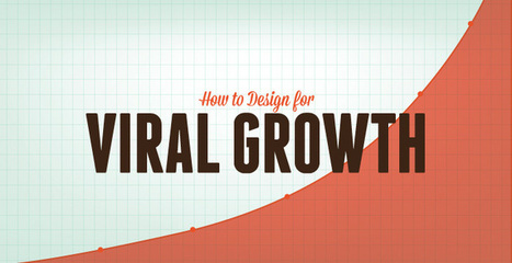 How To Design for Viral Growth [Infographic]@VirtualVFG | Insurance and social media marketing | Scoop.it