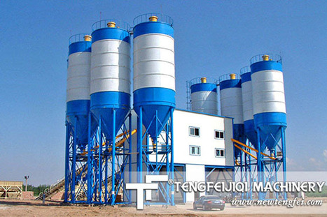 Environmentally friendly concrete mixing plant equipment related knowledge | Mobile Concrete Mixing Plant | Scoop.it