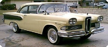 Failure Magazine : The History of the Edsel | A Cultural History of Advertising | Scoop.it