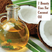 7 Beauty Uses for Coconut Oil – MyVitaminMart | Health & Beauty | Scoop.it