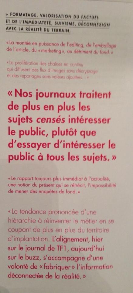 Twitter / cyrilpetit99: Paroles de journalistes sur ...   Innovation dans la communication   Scoop.it