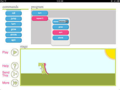 Teach Kids Programming with These 7 iOS Apps - iPhoneNess | Programming | Scoop.it