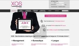 e-xist | XOS : e-learning de qualité pour 9,90€ par mois ? | Formation et éducation | Scoop.it