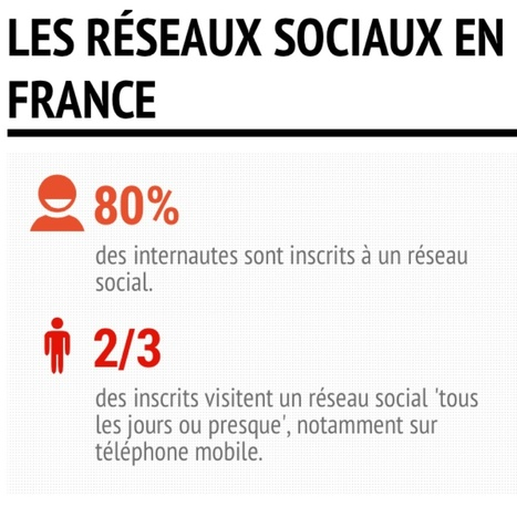Les réseaux sociaux, vers une croissance continue ? | Communication & digital | Scoop.it