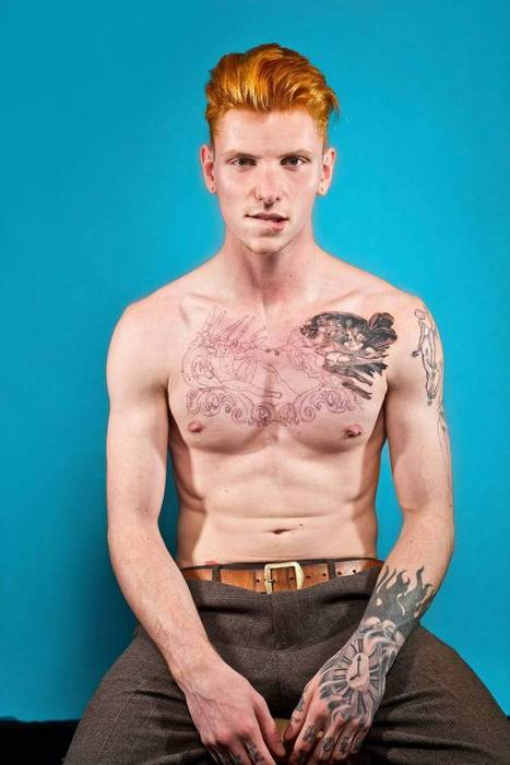 See: Thomas Knights's Strong, Hot, Redheaded Men - New York Magazine | Men and Masculinities | Scoop.it
