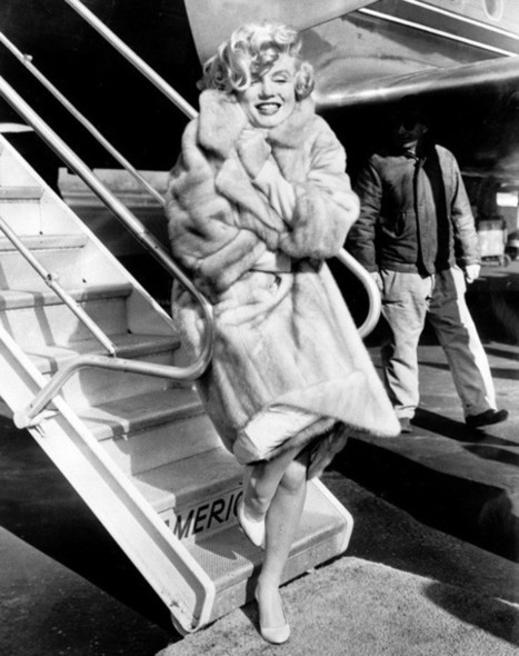 The Horrifying Thing I Learned About Marilyn Monroe by Folding Her Capri Pants | Women | Scoop.it