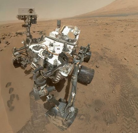 The Year On Mars: The Red Planet's Greatest Moments Of 2012 | FutureChronicles | Scoop.it