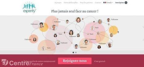 Esperity, un réseau social mondial et multilingue pour les malades du cancer | Social Media | Scoop.it