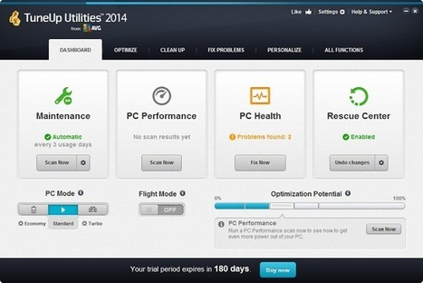 Key TuneUp Utilities 2014 Full miễn phí 6 tháng | Giveaway Tech news, Wordpress, Mobile | Scoop.it