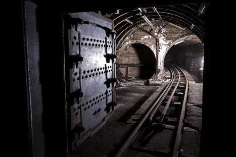 London's Subterranean Secret: The Forgotten Mail Train | Travel | Scoop.it