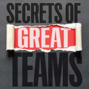 The secrets of great teams - FCW.com | Agile and High Performance Teams | Scoop.it