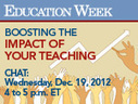 Education Week: Boosting the Impact of Your Teaching   Coaching Central   Scoop.it