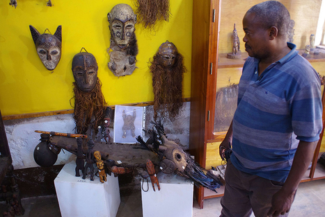 Hidden Democratic Republic of Congo museum safeguards endangered tradition   Art Daily   Kiosque du monde : Afrique   Scoop.it