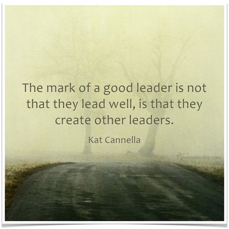 On Fitness, Leadership and Helping Others with Kat Cannella | #BetterLeadership | Scoop.it