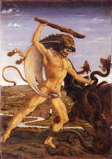 Los 12 trabajos de Hércules | Mitología clásica | Scoop.it