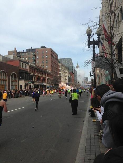 Boston Blast | Epic pics | Scoop.it