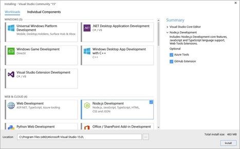 On the Road to Release: Redesigning Visual Studio Installation | News de la semaine .net | Scoop.it