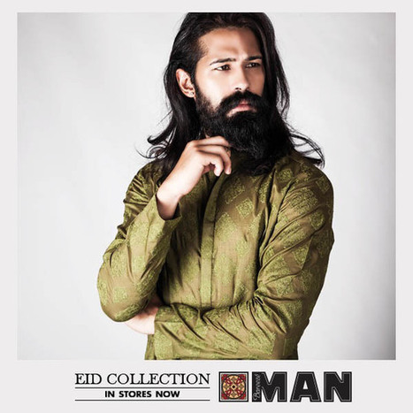 Eid Kurta Shalwar Collection 2013 for Men by Bareeze | Connecticut Fashion Week by Longe | Scoop.it