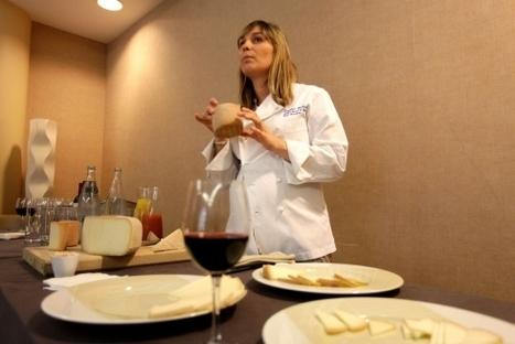De la grande cuisine au fromage de brebis | The Voice of Cheese | Scoop.it