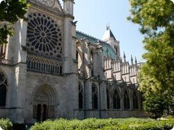 Paris : Basilique de Saint-Denis | Desde las Catacumbas hasta las Catedrales Medievales | Scoop.it