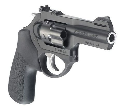 Ruger LCRx double-action revolver with 3-inch barrel - Pistols - all4shooters.com | all4shooters EN | Scoop.it