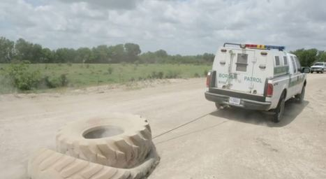 Border Patrol vehicles are destroying Arizona wilderness areas   U.S.-Mexico border   Scoop.it